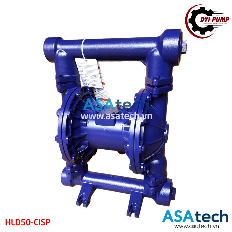 Máy bơm chịu axit - Bơm màng khí nén DYI HLD50-CISP