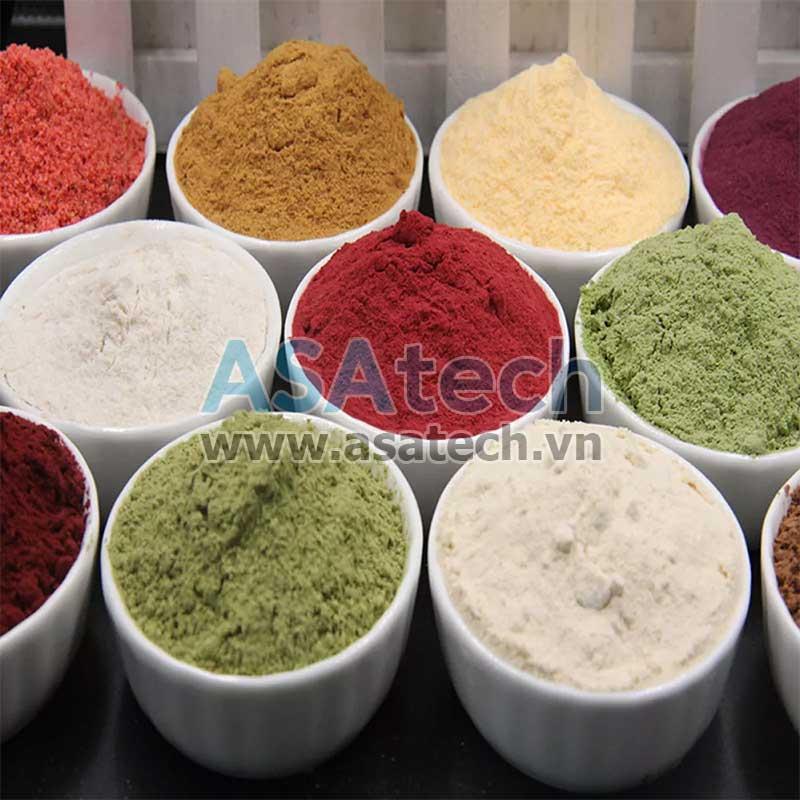 Bơm bột màu thực phẩm nên chọn máy bơm bột khí nén do Asatech.vn cung cấp