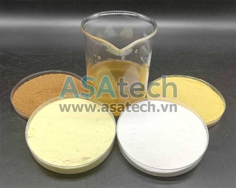 Hóa chất keo tụ PAC (phèn nhôm keo tụ PAC)