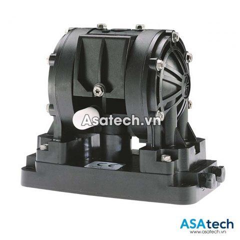 Máy bơm màng khí nén Husy 205 (1/4″, Acetal, Teflon) D11021