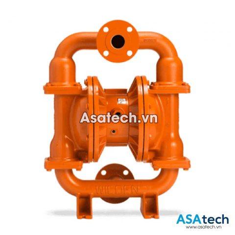 Bơm màng khí nén Wilden 1.5 inch Nhôm P430-AAAPP-TWS-TF-ATF-0504