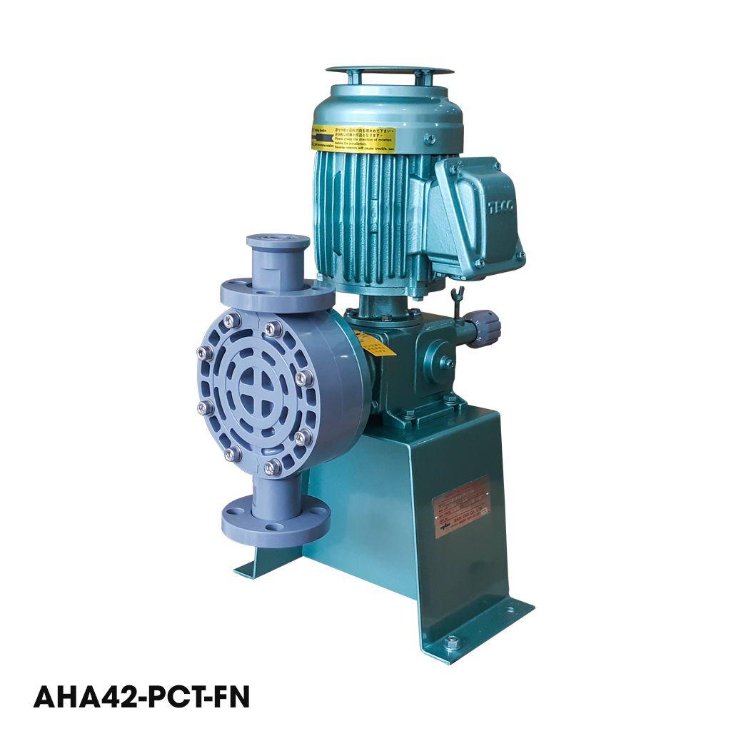 Ứng dụng bơm định lượng bơm Polymer