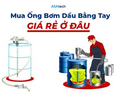 Mua ống bơm dầu bằng tay giá rẻ ở đâu?
