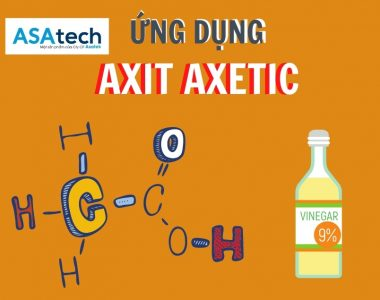 Ứng dụng axit axetic